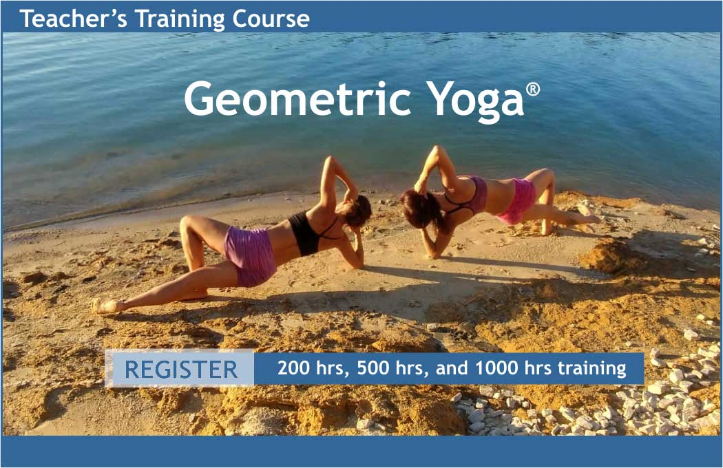 Geometric YogaTeacherTraining