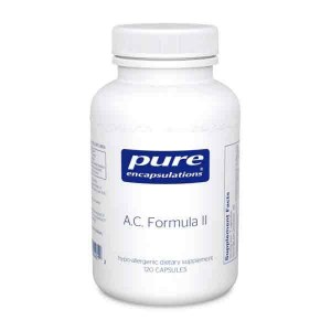 AC Formula from Pure Encapsulations