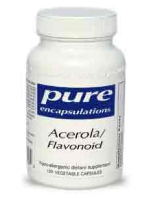 Acerola / Flavonoid | Pure Encapsulations Supplements