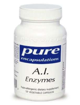 AI Enzymes | Pure Encapsulations Supplements