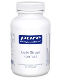 Daily Stress Formula Supplement by Pure Encapsulations